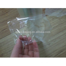 19micron transparent PET twist film for candy wrapper